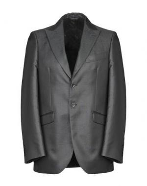 Пиджак CARLO PIGNATELLI. Цвет: стальной серый