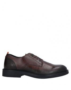 Обувь на шнурках AMBITIOUS. Цвет: темно-коричневый