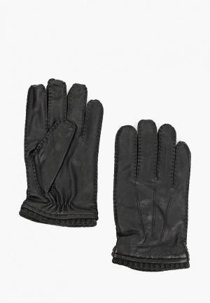 Перчатки Mango Man P SPORT. Цвет: черный