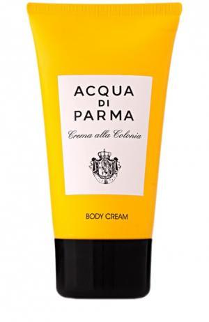 Крем для тела Colonia Acqua di Parma. Цвет: бесцветный