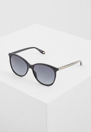 Очки солнцезащитные Givenchy GV 7095/S 807. Цвет: черный