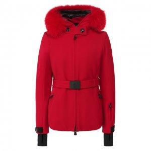 Пуховая куртка Moncler Grenoble. Цвет: розовый