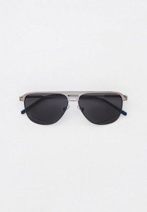 Очки солнцезащитные Arnette AN3082 735/87. Цвет: серебряный