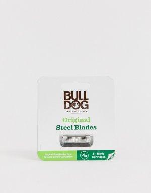 Лезвия для бритвы Bulldog