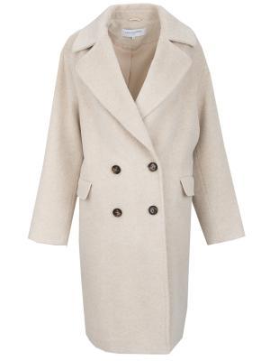 Классическое пальто из шерсти GERARD DAREL