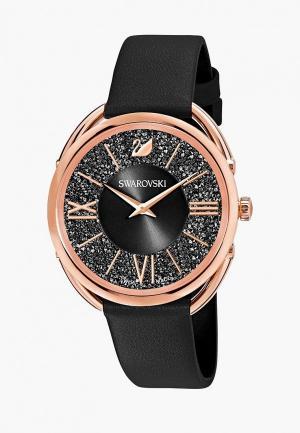 Часы Swarovski® CRYSTALLINE GLAM. Цвет: черный