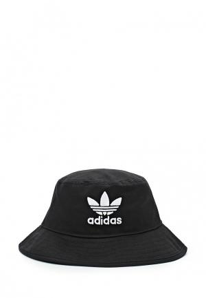 Панама adidas Originals BUCKET HAT AC. Цвет: черный