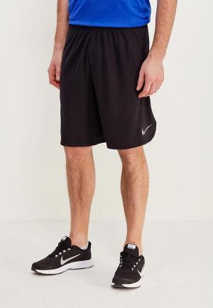 Шорты спортивные Nike Dry Mens Training Shorts. Цвет: черный