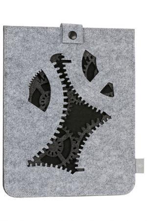 Чехол для Ipad/Tablet PC Burgmeister. Цвет: black and gray