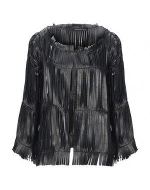 Пиджак FRANCESCA PICCINI. Цвет: черный