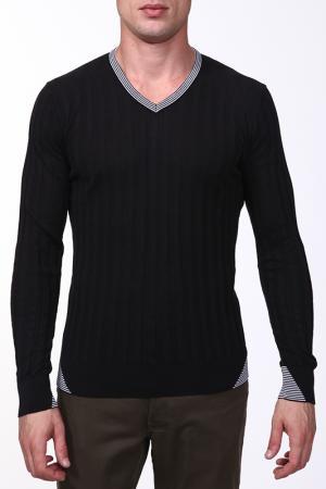 Пуловер Corleone. Цвет: черно-белый