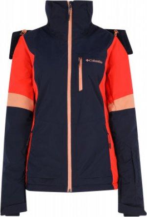 Куртка утепленная женская Snow Diva™, размер 50 Columbia. Цвет: синий