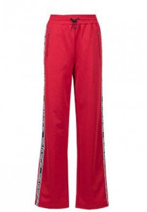 Спортивные брюки VALENTINO RED. Цвет: красный