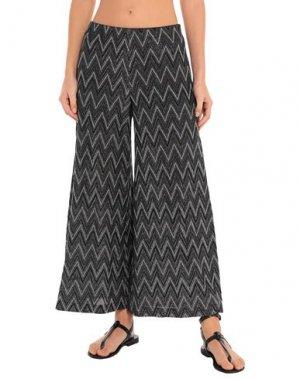 Пляжные брюки и шорты MISSONI MARE. Цвет: серебристый