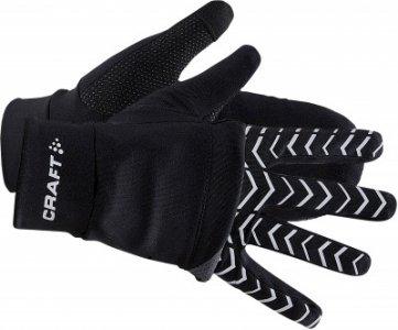 Перчатки Adv Lumen Hybrid, размер 11 Craft. Цвет: черный