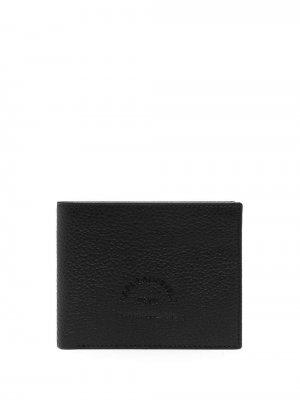 Кошелек с логотипом Karl Lagerfeld. Цвет: черный