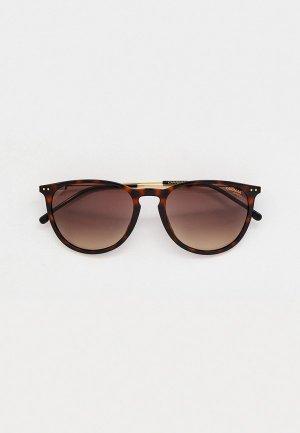 Очки солнцезащитные Carrera 2027T/S 086. Цвет: коричневый