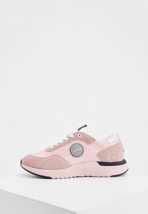 Кроссовки Colmar. Цвет: розовый