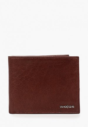 Кошелек Wojas. Цвет: коричневый