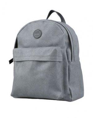 Рюкзаки и сумки на пояс TIMBERLAND. Цвет: серый