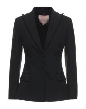 Пиджак BABYLON. Цвет: черный