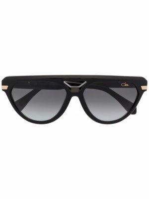 Солнцезащитные очки-авиаторы 8503 Cazal. Цвет: черный