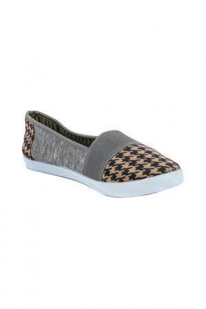 Прогулочная обувь HCS. Цвет: серый, розовый