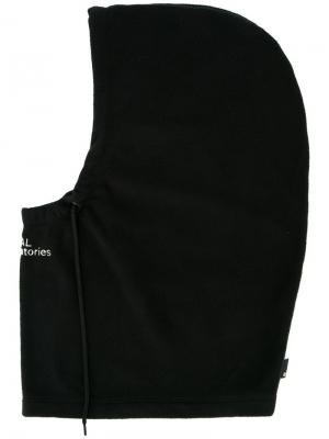 Шапка-балаклава Undercover. Цвет: черный