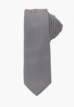Галстук Burton Menswear London. Цвет: серый