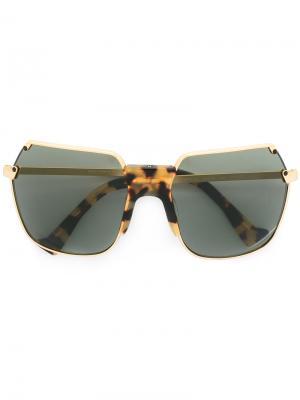Солнцезащитные очки Rolst Grey Ant. Цвет: металлический