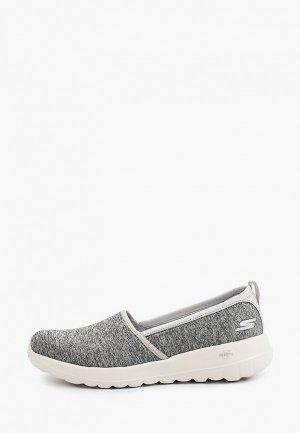 Кроссовки Skechers GO WALK JOY. Цвет: серый