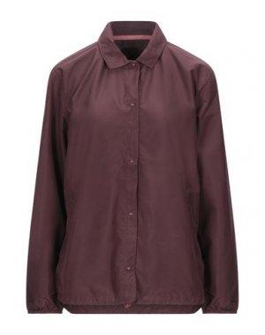 Куртка HERSCHEL SUPPLY CO.. Цвет: красно-коричневый