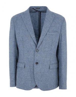 Пиджак HAVANA & CO.. Цвет: пастельно-синий