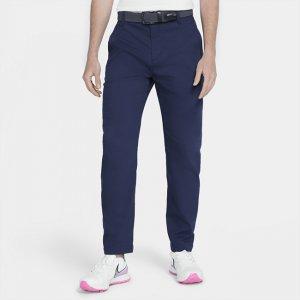 Мужские брюки чинос со стандартной посадкой для гольфа Dri-FIT UV - Синий Nike