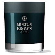 Ароматическая свеча Russian Leather Single Wick Candle 180 г Molton Brown