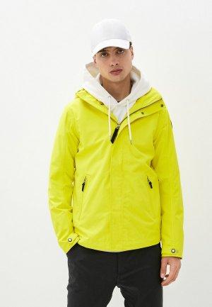 Куртка Icepeak ABINGTON. Цвет: желтый