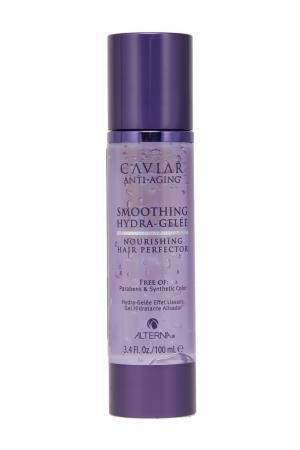 Разглаживающий гель для волос Smoothing Hydra-Gelée Nourishing Hair Perfector 100ml Alterna. Цвет: multicolor