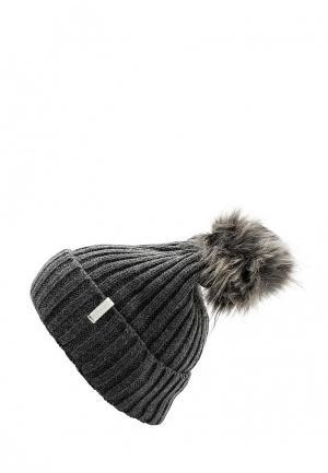 Шапка Icepeak ILA. Цвет: серый