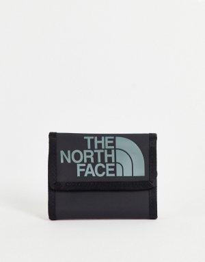 Черный бумажник Base Camp-Черный цвет The North Face