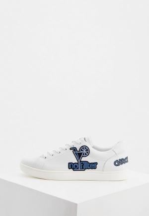 Кеды Dolce&Gabbana. Цвет: белый