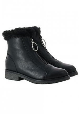 Ботинки BALDAN. Цвет: черный
