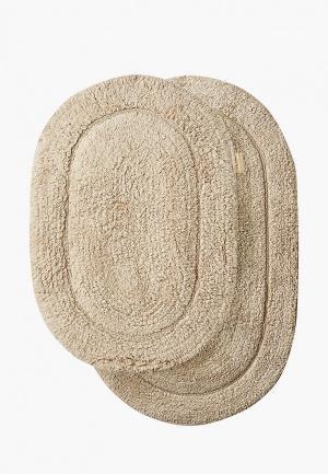 Комплект ковриков Sofi De Marko. Цвет: серый