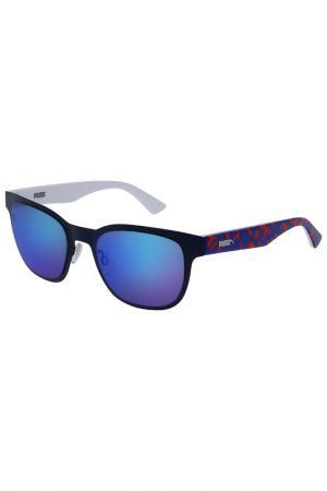 Солнцезащитные очки Puma. Цвет: мультицвет