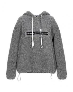 Куртка KENGSTAR. Цвет: свинцово-серый