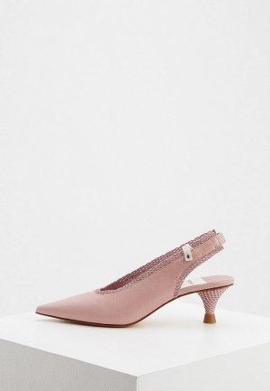 Туфли Premiata. Цвет: розовый