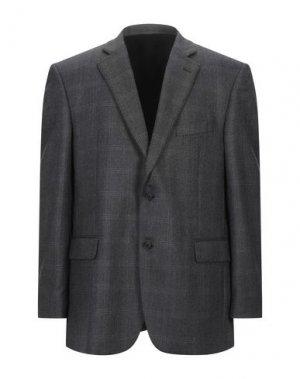 Пиджак SANREMO. Цвет: свинцово-серый