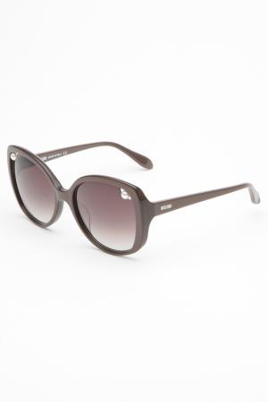 Солнцезащитные очки Moschino. Цвет: мультицвет