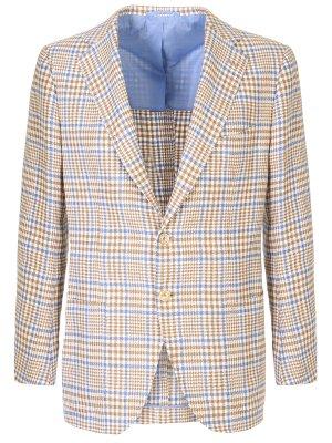 Льняной пиджак ATTOLINI