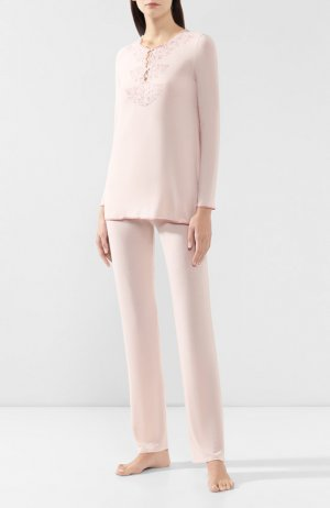 Пижама Ritratti Milano. Цвет: розовый