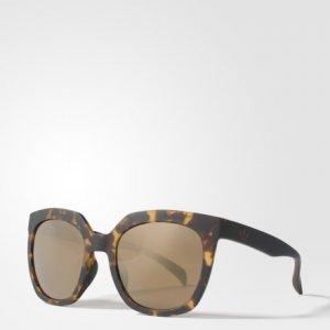 Солнцезащитные очки AOR008 Originals adidas. Цвет: черный